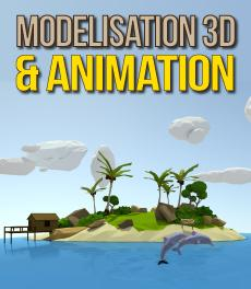 Graphisme 3D - Modelisation et animation 3D - infographie3D | GrafiSite