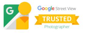 GrafiSite est partenaire agréé Google Street View